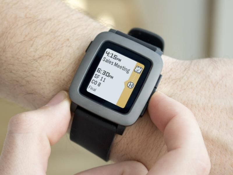 Pebble Time smartwatch 20% off, now only $119.99