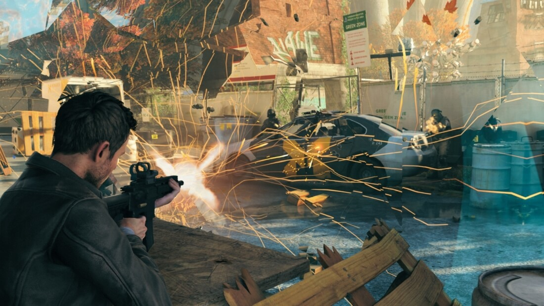 Remedy will only fix some of Quantum Break's major issues on PC