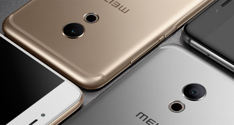 The Meizu Pro 6: iPhone looks combined with a deca-core processor, 10-LED camera flash and more