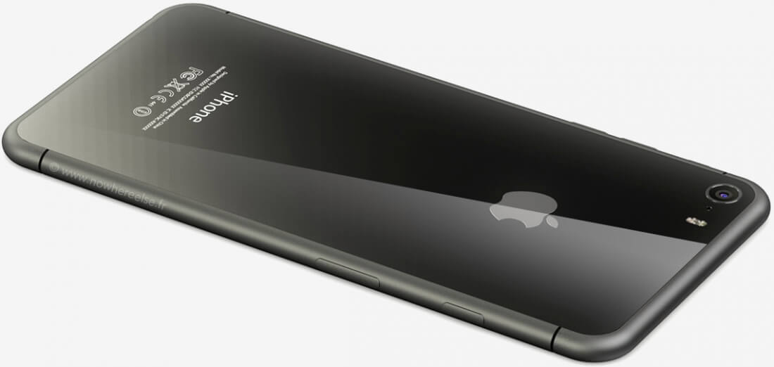 Apple pondering return to all-glass chassis for iPhone, analyst says