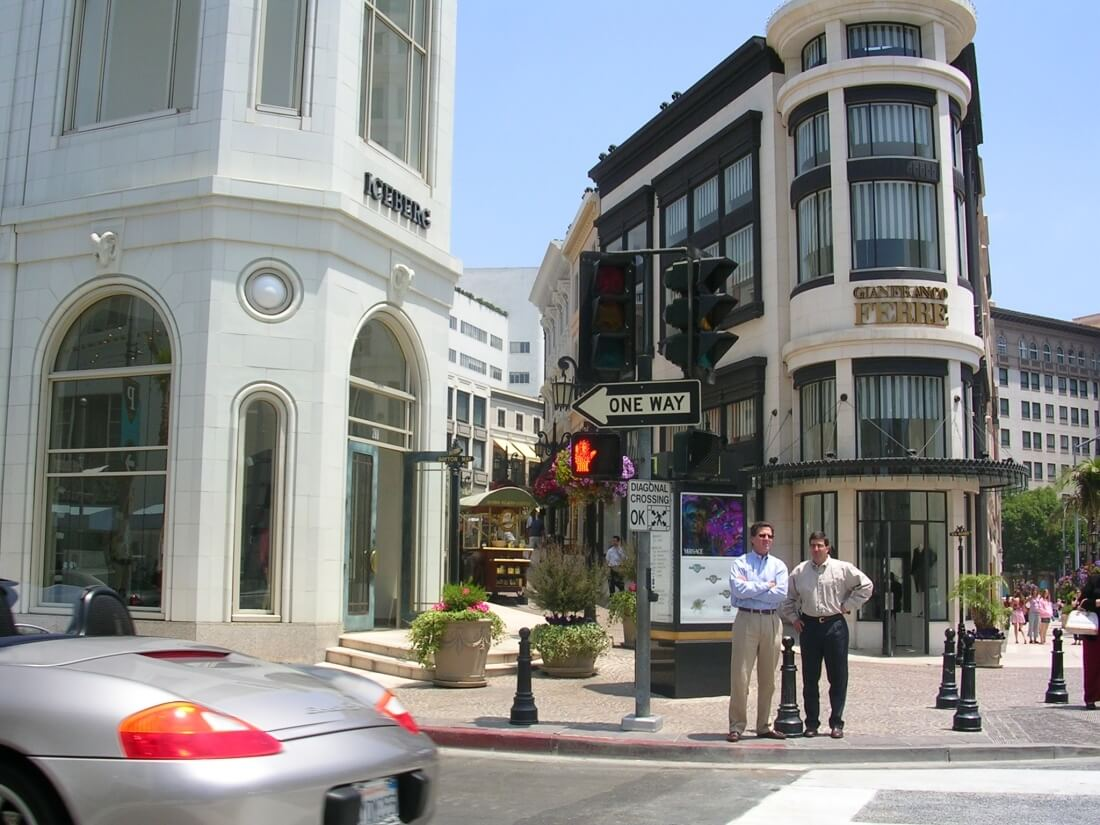 Beverly Hills is developing an on-demand, autonomous public transit system