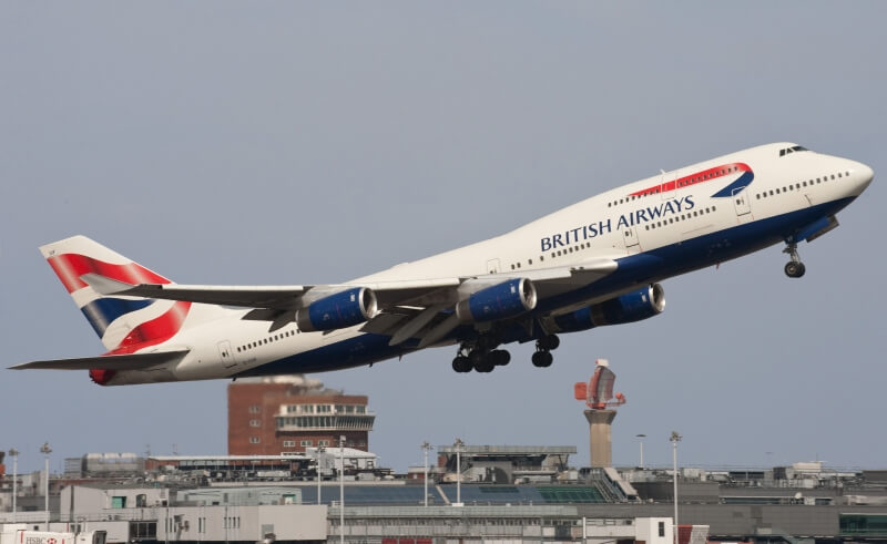 Drone reportedly collides with British Airways passenger jet as it lands at Heathrow airport
