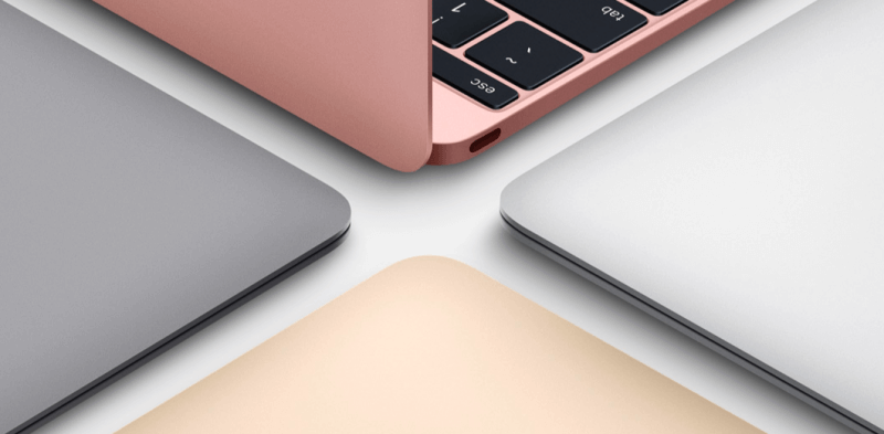 Apple updates 12-inch Retina MacBook line with better specs and new ...