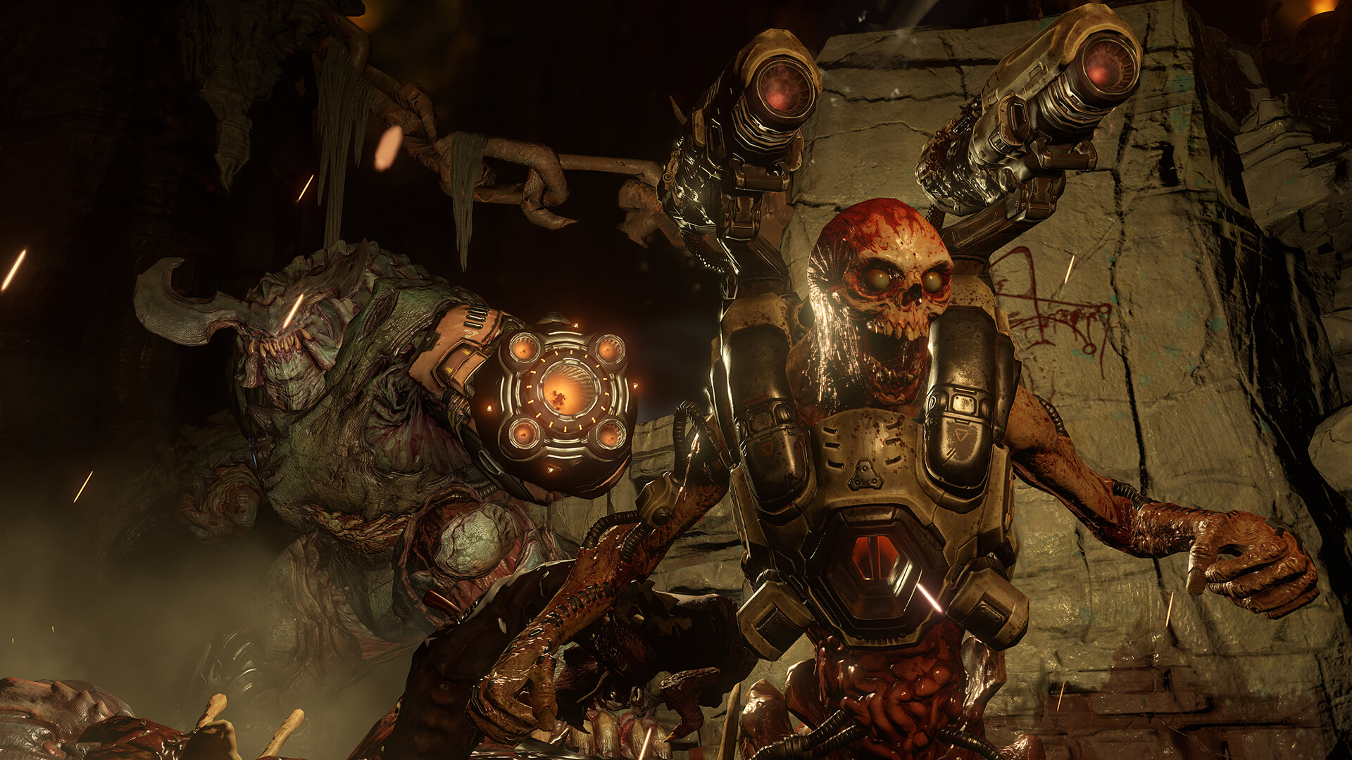 PC version of Doom will have lots of advanced rendering options, no framerate cap