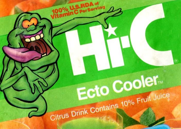 '90s kids, rejoice! Hi-C Ecto Cooler is returning this summer (as is Clearly Canadian)
