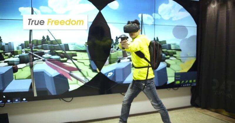 Zotac's new product puts a PC inside a backpack to make VR a more mobile experience