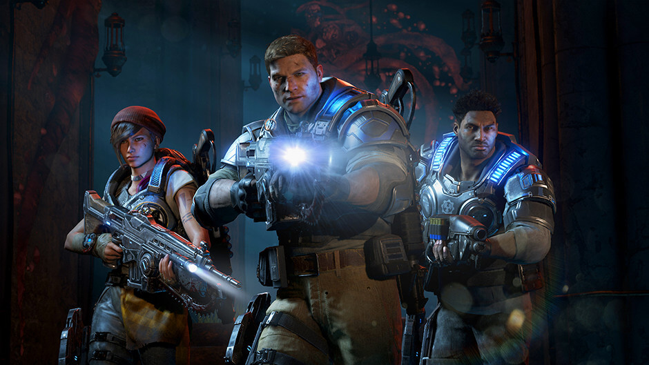 Pre-order Gears of War 4: Ultimate Edition to get early access, season pass and more