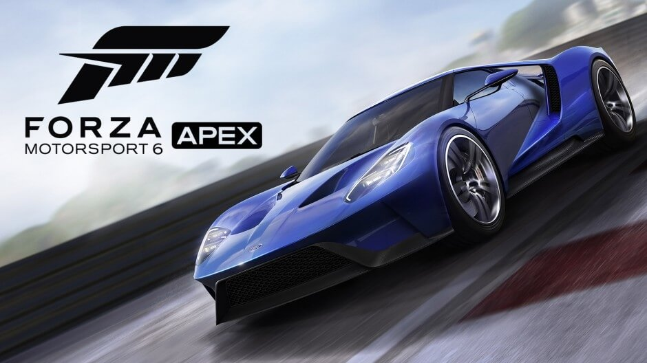 Turn 10 reveals Forza Motorsport 6: Apex open beta launch date, PC system requirements