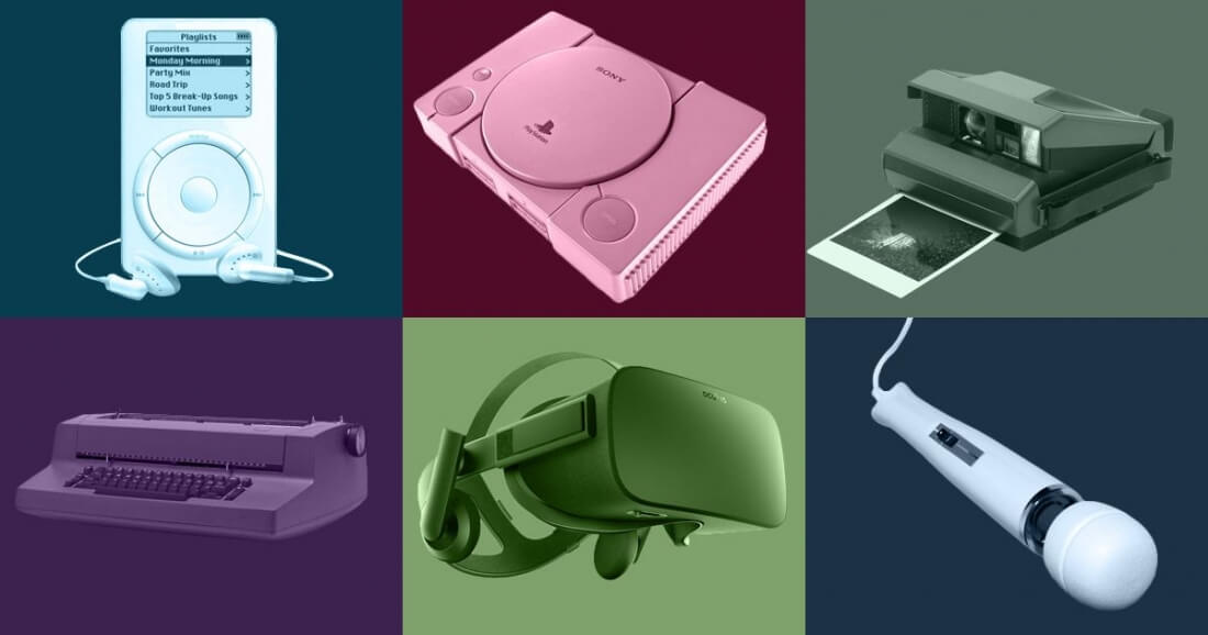 Are these the Top 50 most influential gadgets of all time?