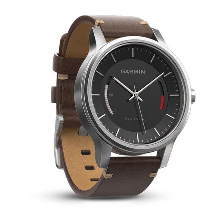 Garmin's $149 Vivomove combines analog watch looks with activity tracker functions