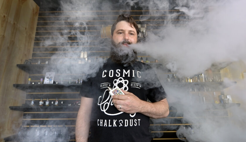Vaping industry now subjected to the same regulations as traditional cigarettes