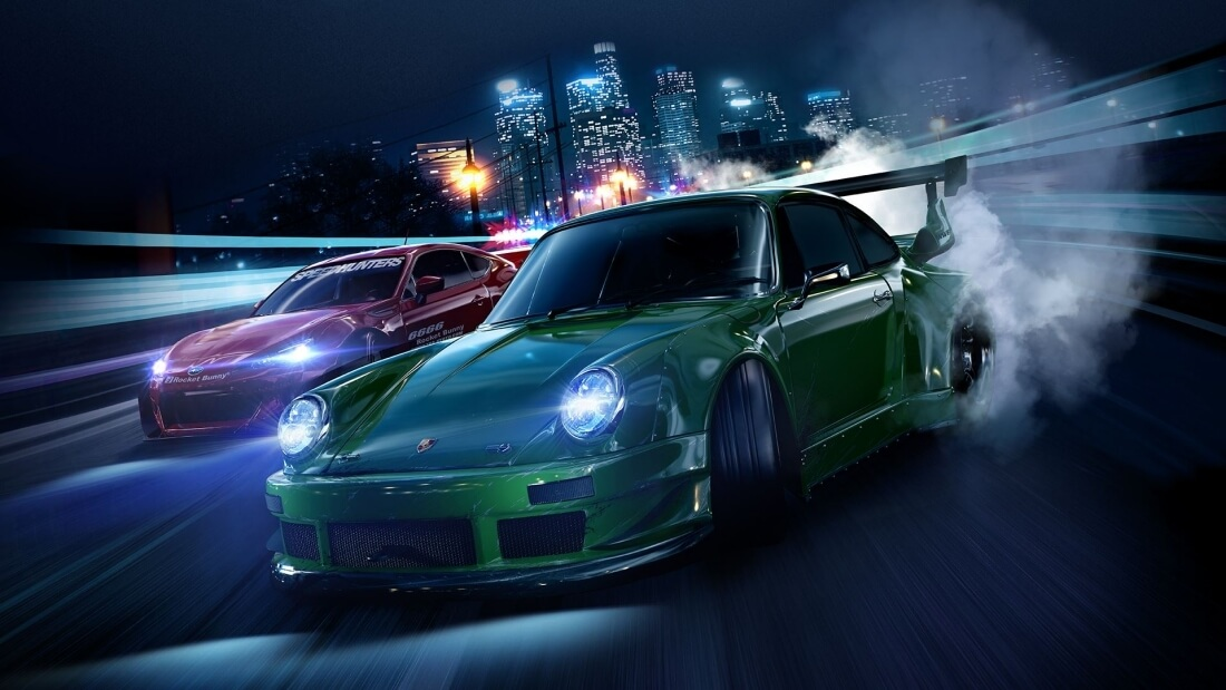 The next 'Need for Speed' won't arrive until 2017