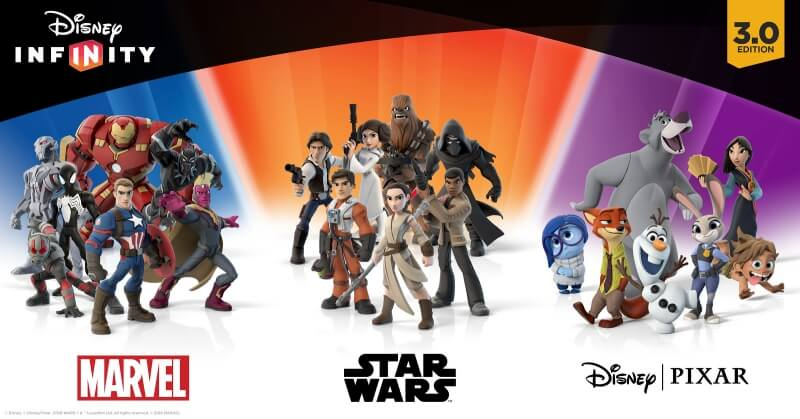 Disney ends its toys-to-life Disney Infinity series as company exits video game publishing business