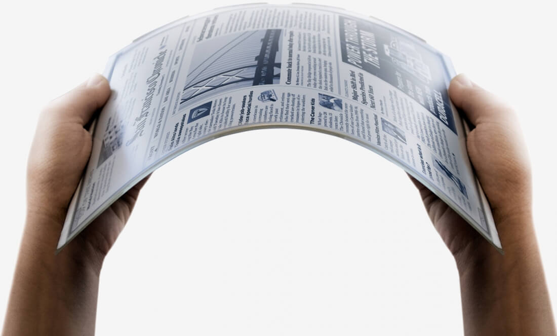Samsung could launch its first bendable smartphone next year