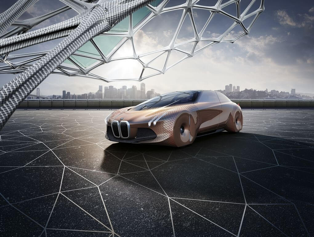 Bmw To Launch Autonomous Electric I Next Vehicle In 2021 Techspot