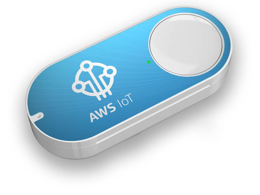 Amazon releases a programmable Dash Button for IoT