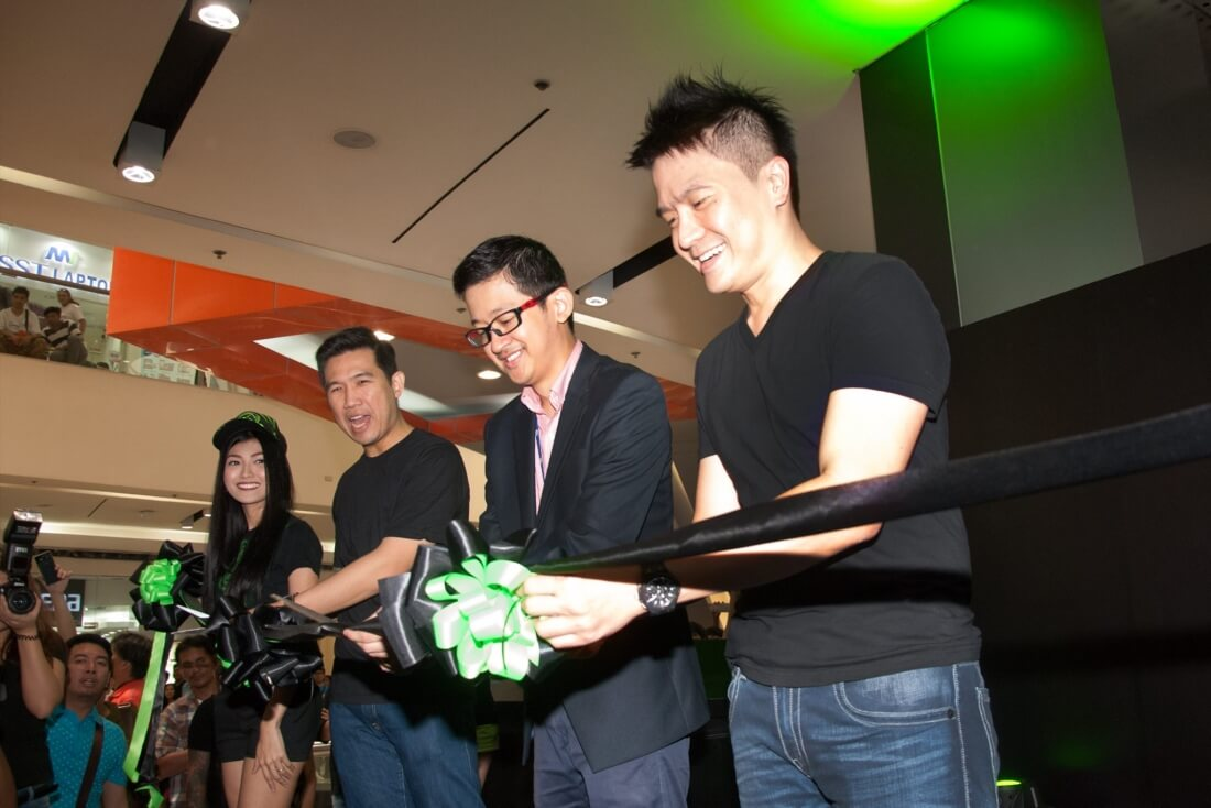 Razer is opening its first US-based retail store in San Francisco