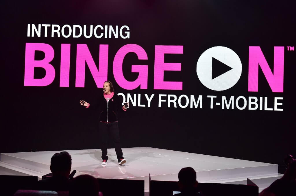 T-Mobile expands Binge On for the fifth time, now has more than 80 partners
