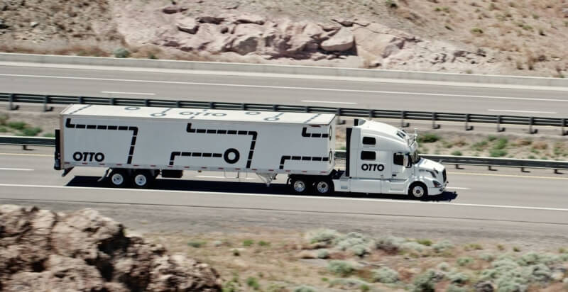 Startup founded by ex-Google engineers wants to fit self-driving tech into existing trucks