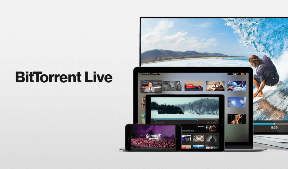 BitTorrent Live streaming app coming to Apple TV with a free tier at launch, premium channels later