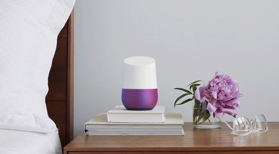 Google Home is the search giant's answer to Amazon's Echo voice assistant