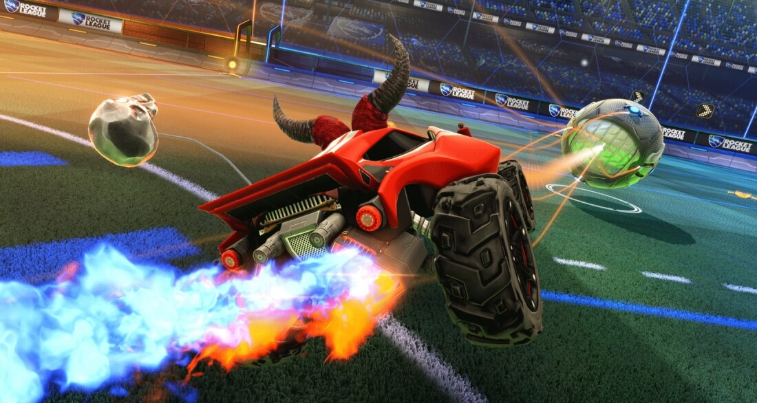 Rocket League sets precedent as the first Xbox One / PC cross-network game
