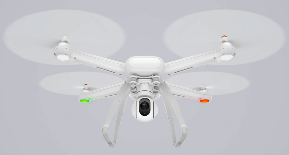 Xiaomi challenges DJI's Phantom with its more affordable Mi Drones