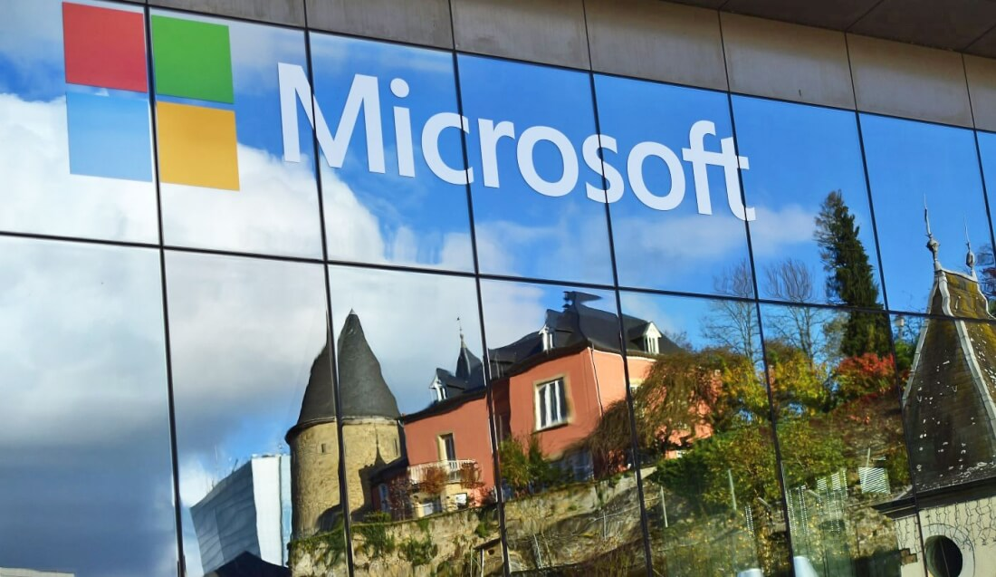 Microsoft posts solid quarterly results thanks to strong cloud business