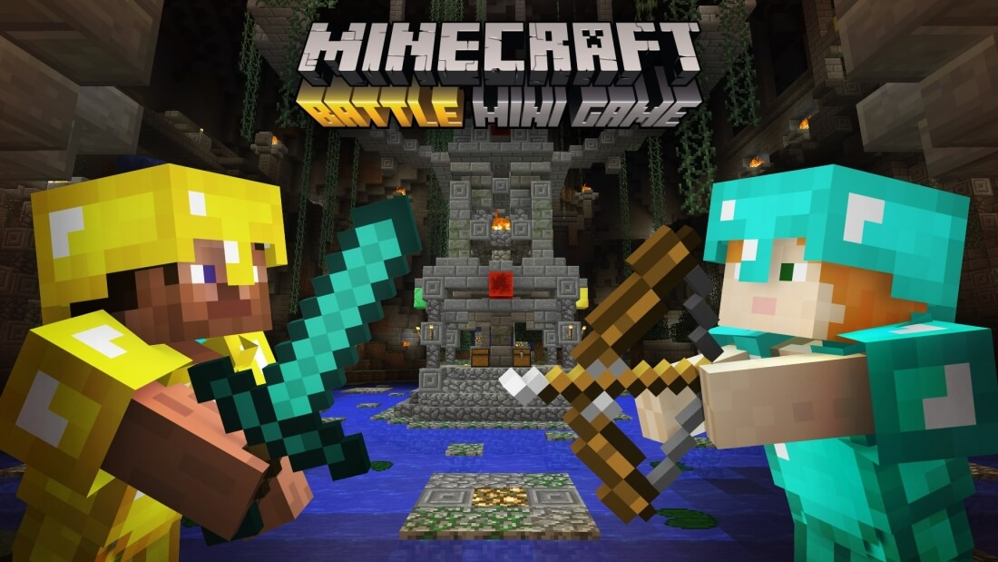 Minecraft is adding a new PvP multiplayer mode called Battle
