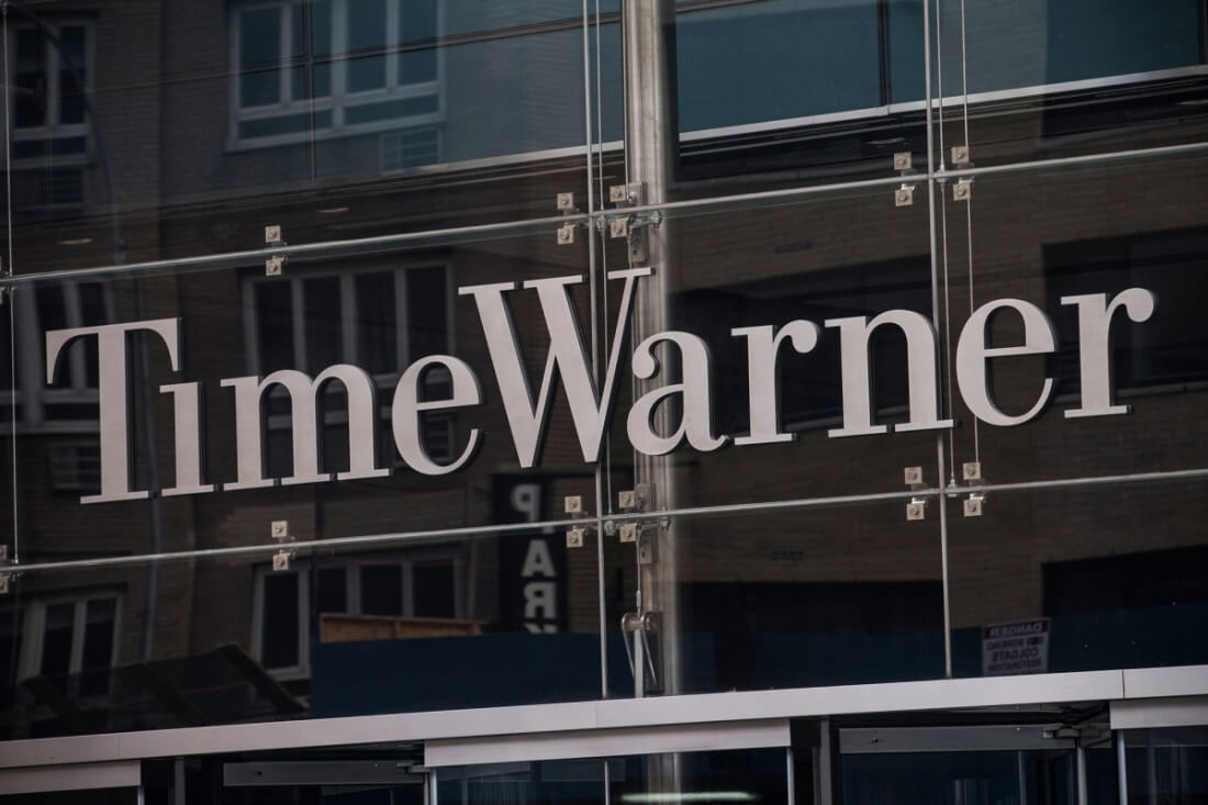 Apple floated the idea of acquiring Time Warner last year