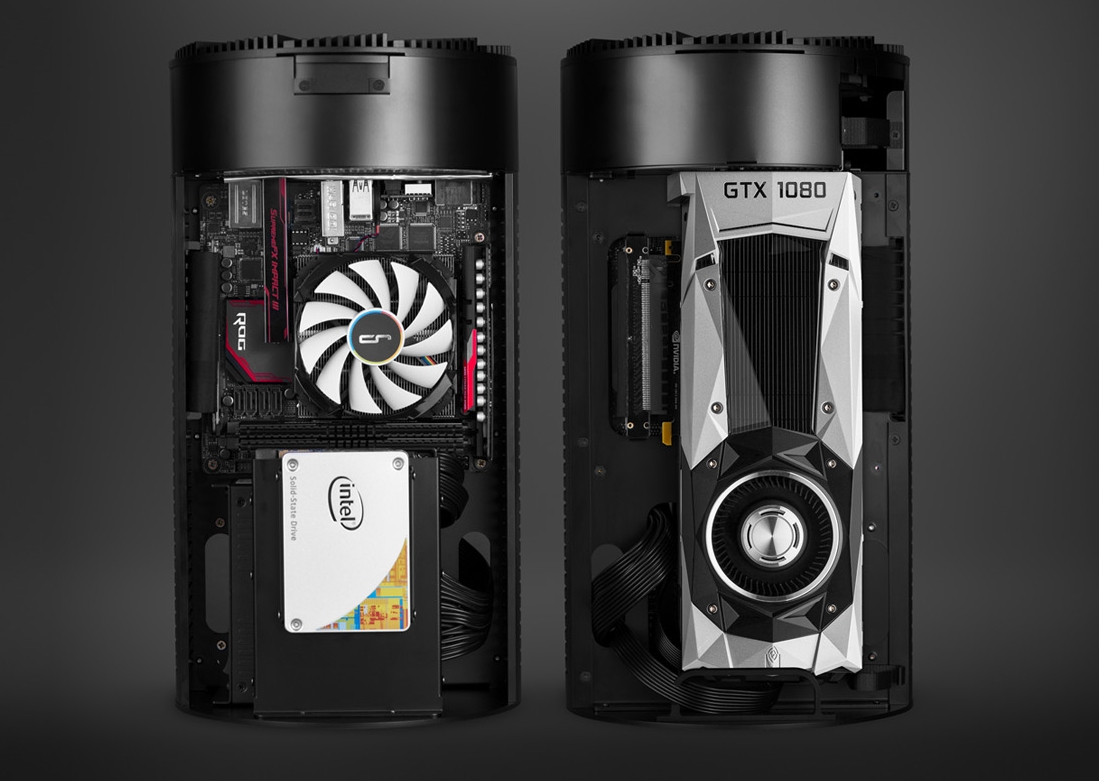 Cryorig's Ola chassis is the Mac Pro clone you've been waiting for