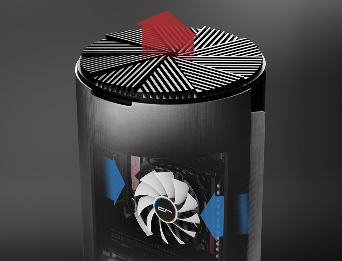 Cryorig S Ola Chassis Is The Mac Pro Clone You Ve Been