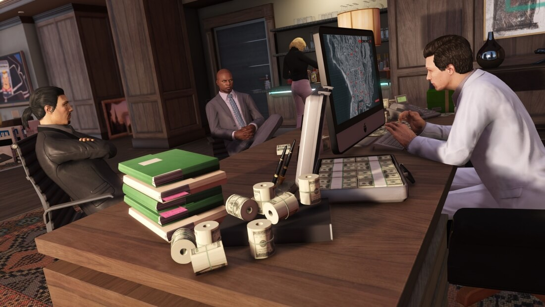 GTA Online's next major expansion lands next month, here's what we know so far