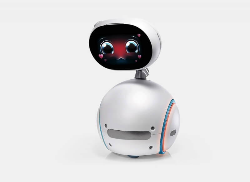 Meet Zenbo, Asus' $599 home robot that can control your home