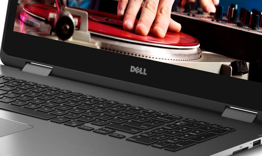 Dell announces new Inspiron 2-in-1 laptops, including world's first 17-inch model