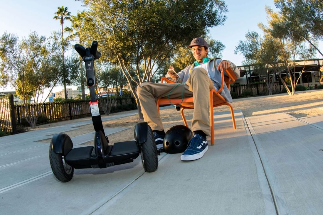 Segway is now accepting pre-orders for miniPRO, its $999 smart hoverboard
