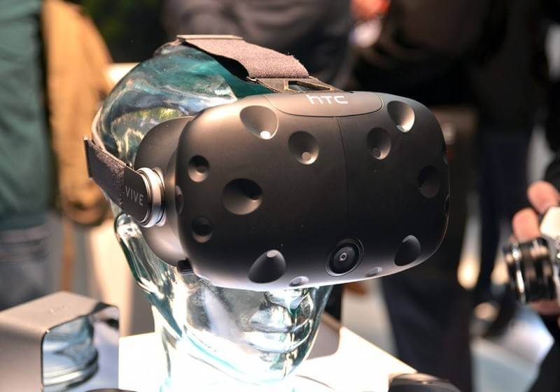 HTC Vive headsets will now ship within three days of purchase