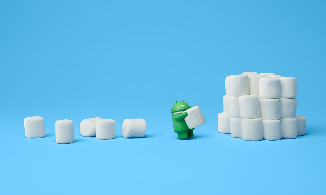 Android 6.0 Marshmallow joins the double-digit distribution club