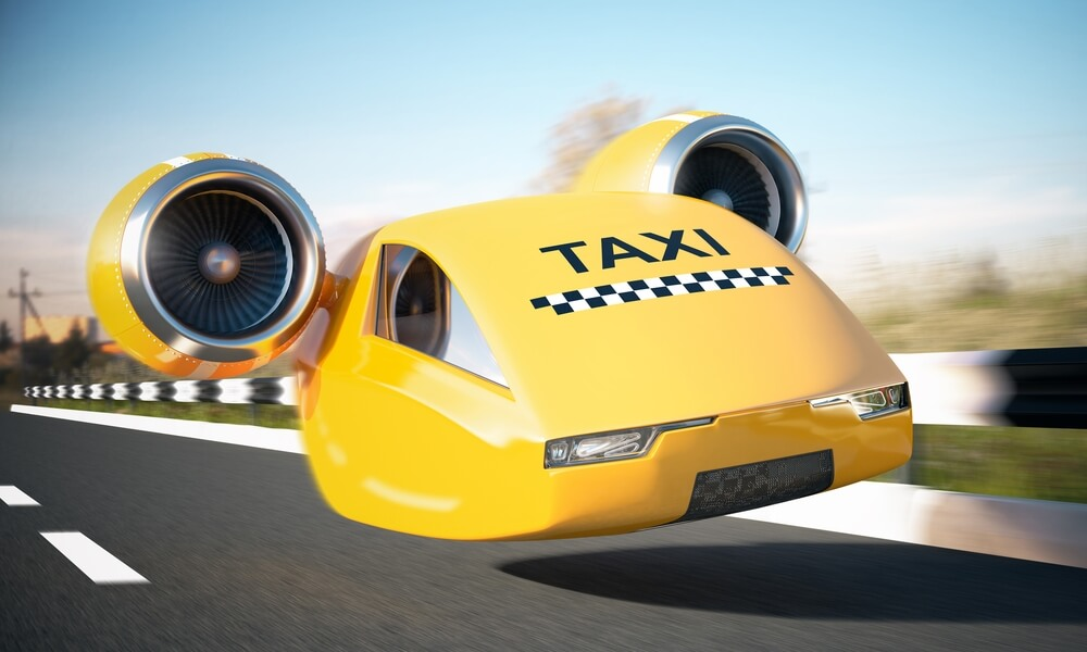 Google co-founder Larry Page behind the companies secretly developing 'flying cars'