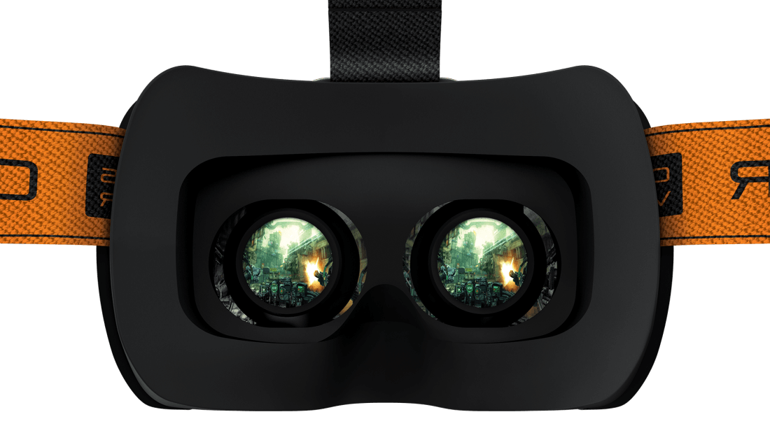 Razer announces its second OSVR headset and it's a big upgrade