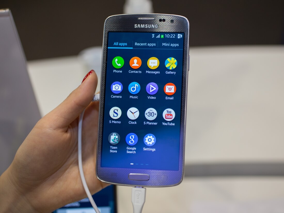 Samsung exec claims company will eventually move all devices away from Android to Tizen