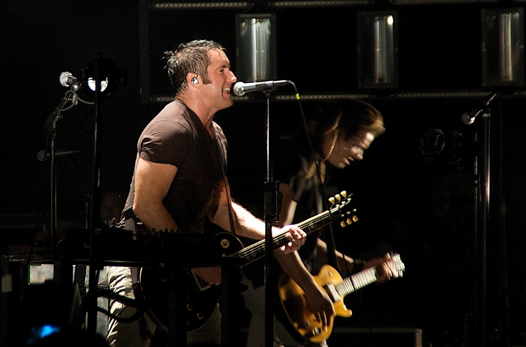 Nine Inch Nails' Trent Reznor: YouTube is built on the back of stolen content