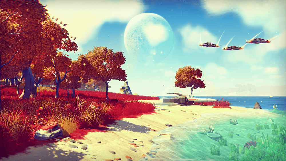 No Man's Sky gets to keep its name following trademark dispute over the word Sky