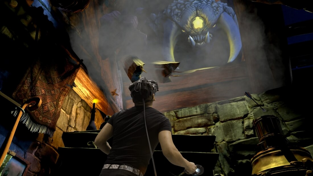 A third of Valve employees are working on VR projects - TechSpot