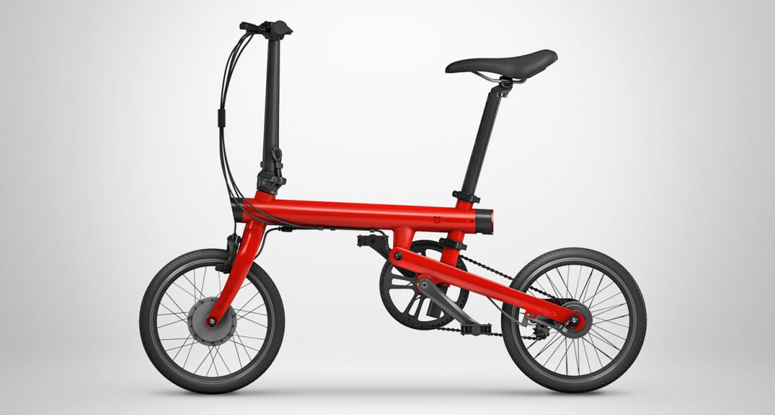 Xiaomi Unveils A 450 Bicycle That S Electric Smart And
