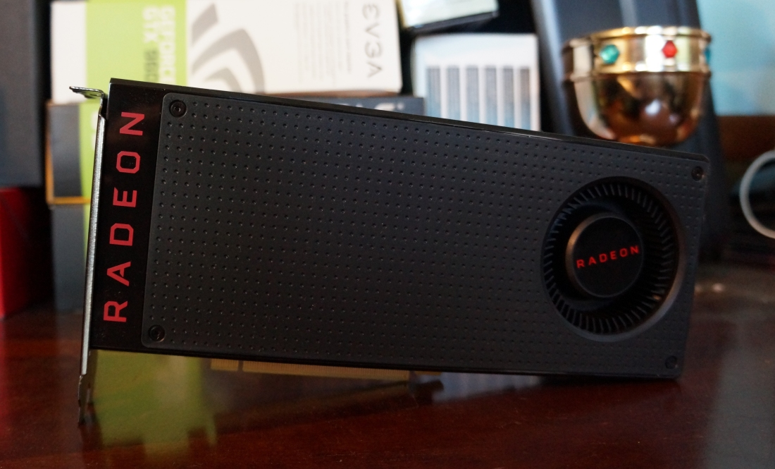 AMD Radeon RX 480 benchmarks, bare PCB photos leak ahead of next week's launch