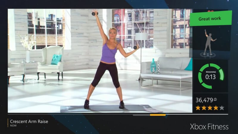 Kinect takes another hit, as Microsoft shuts down Xbox Fitness