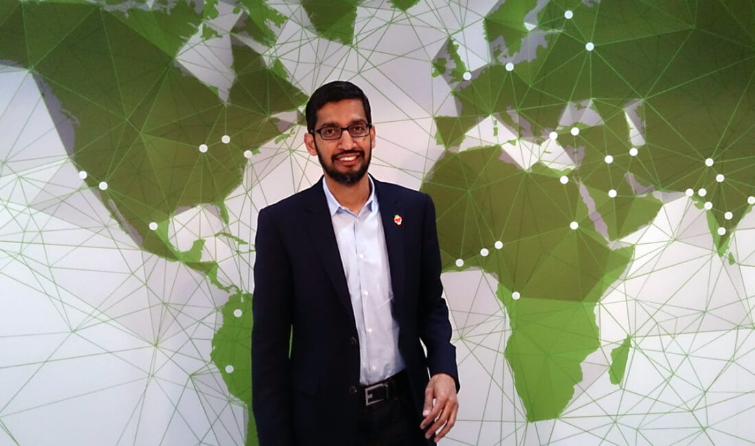 Google CEO Sundar Pichai hacked by the same group that targeted Mark Zuckerberg