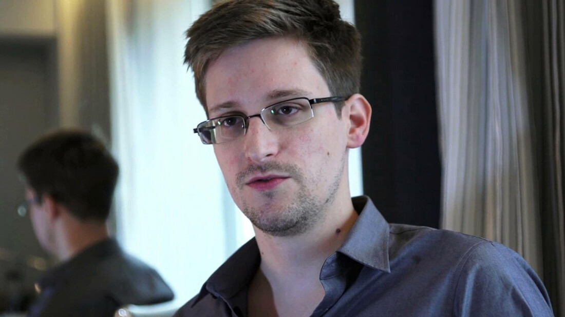The US is suing Edward Snowden for his book profits