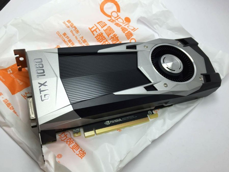 Nvidia's GTX 1060 spied in leaked photo, will reportedly come in two flavors